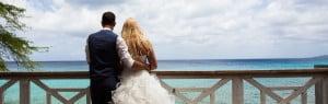 bruiloft op Curacao