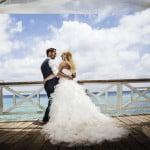 bruiloft strand Curacao