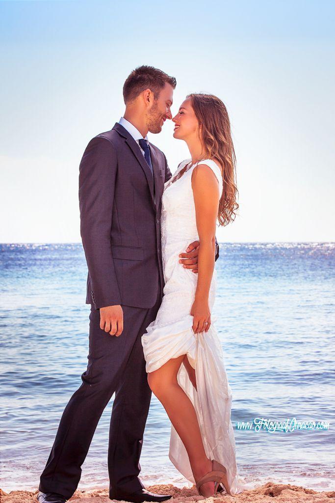 Bruiloft Curacao fotograaf