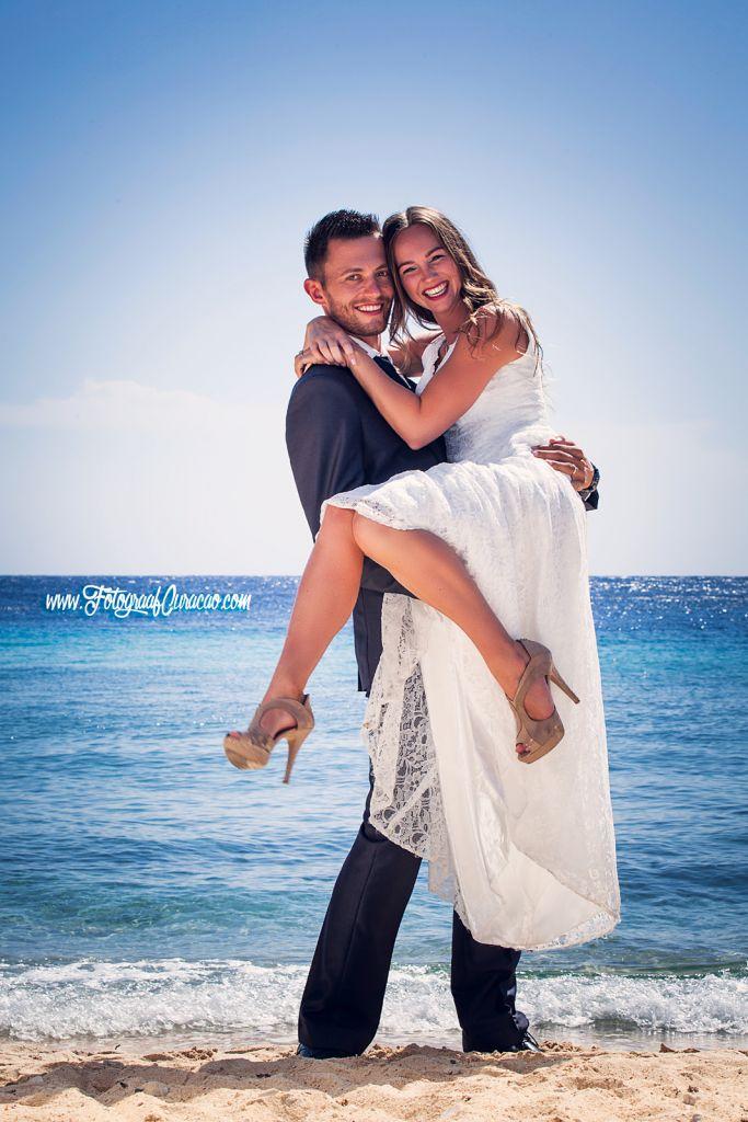trouwfoto's fotograaf Curacao