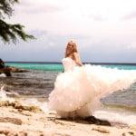 bruidsfoto's Curacao