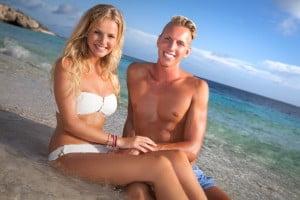 Vakantie-fotoshoot-op-Curacao