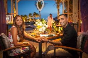 Bruidsfotograaf op Curacao